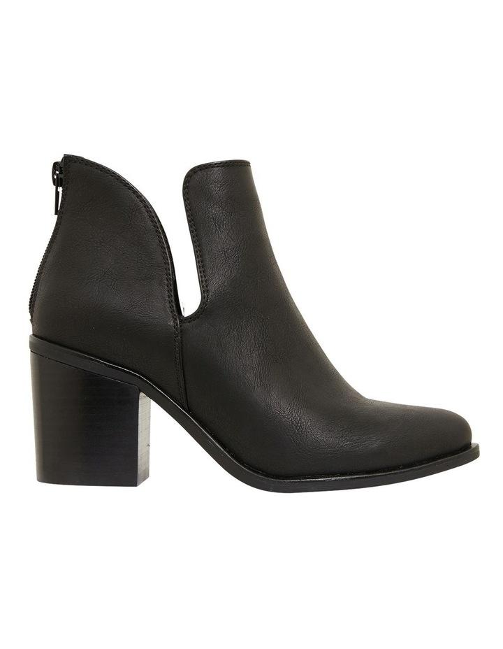 Sage Black Smooth Boots image 1
