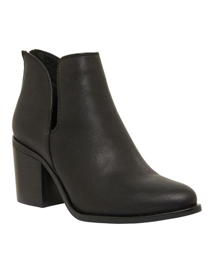Sage Black Smooth Boots image 2