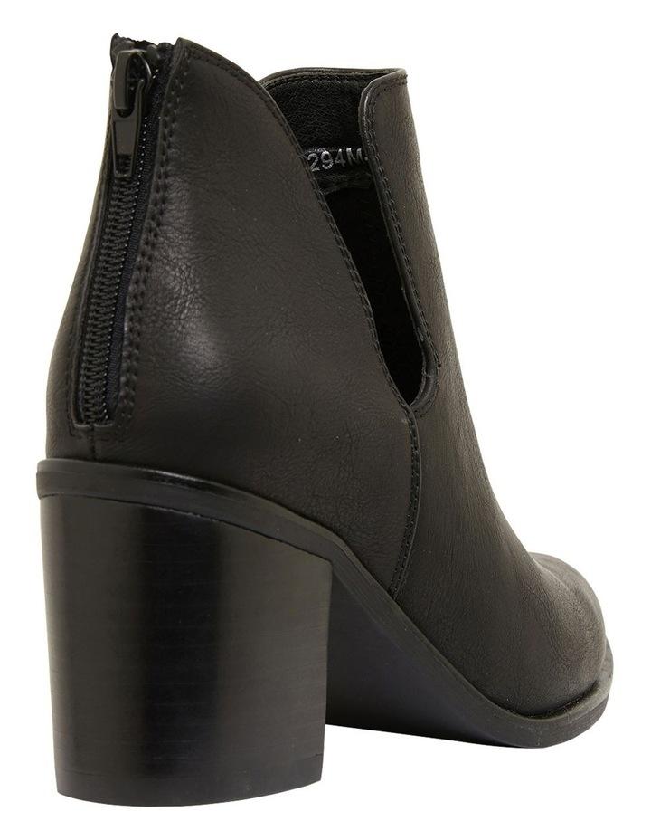 Sage Black Smooth Boots image 4