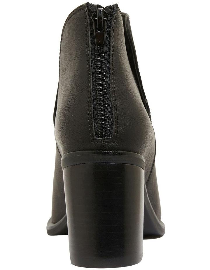 Sage Black Smooth Boots image 5