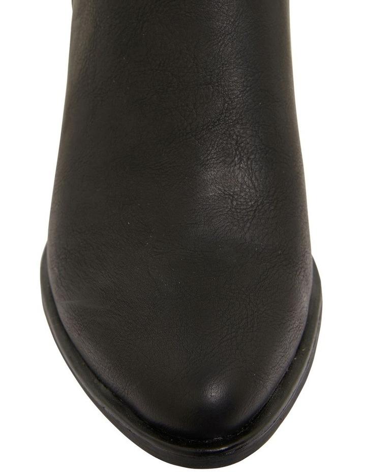 Sage Black Smooth Boots image 7