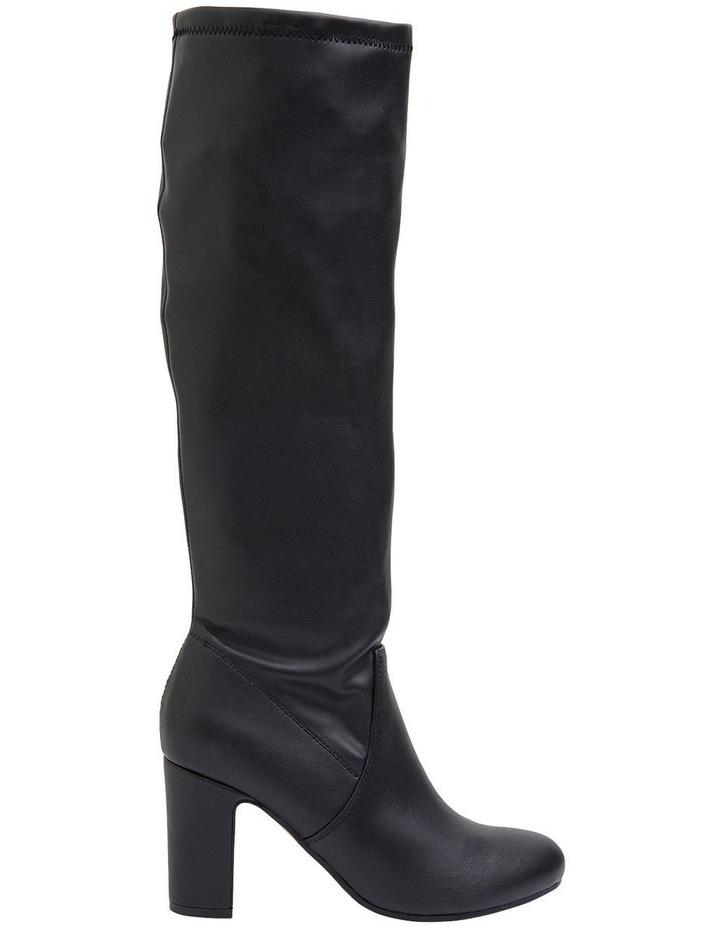 Zeck Black Smooth Boots image 1