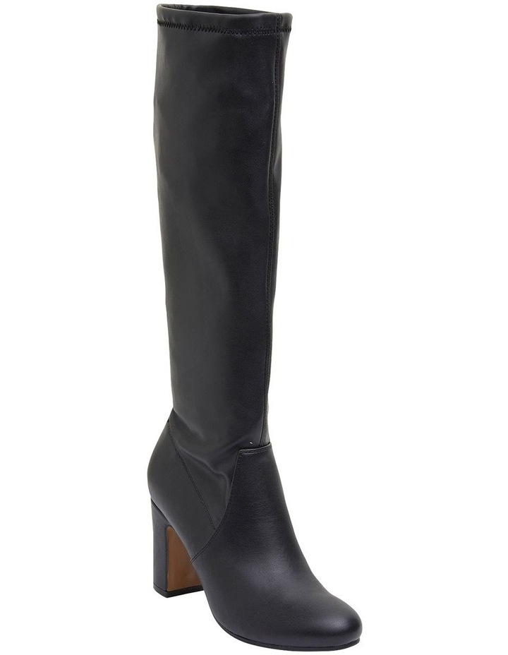 Zeck Black Smooth Boots image 2