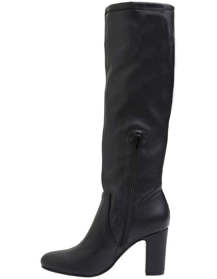 Zeck Black Smooth Boots image 3
