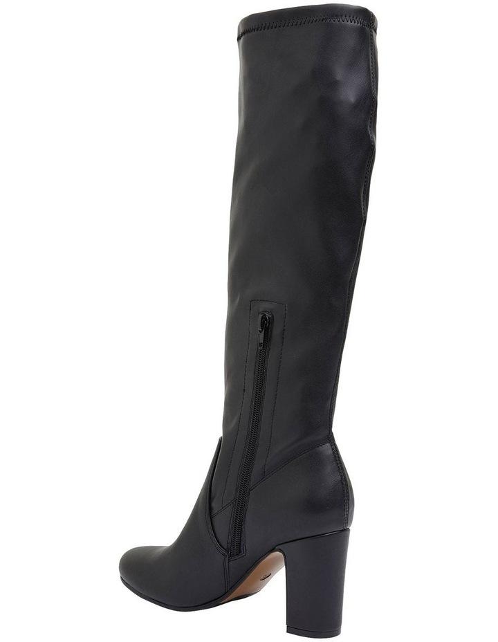 Zeck Black Smooth Boots image 5