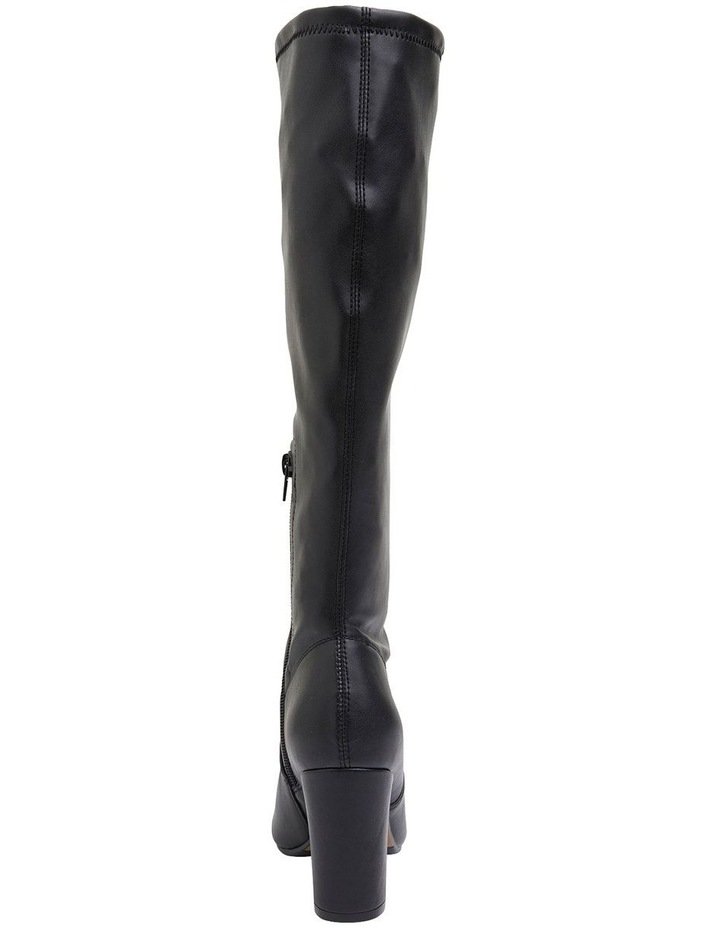 Zeck Black Smooth Boots image 6
