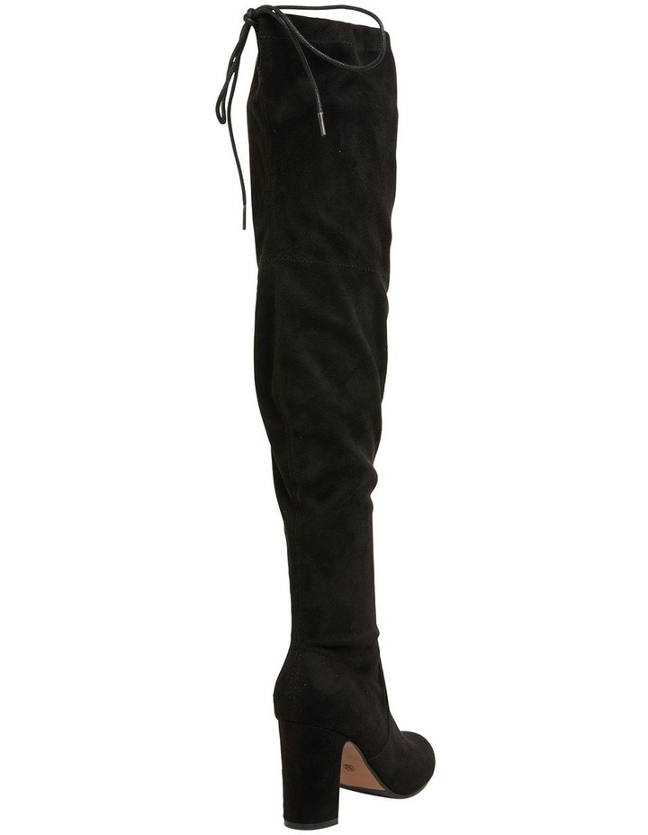 Zest Black Micro Boots image 4