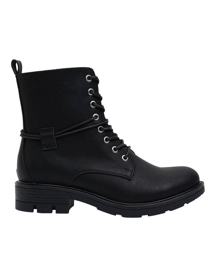 Nara Black Softee Boots image 1