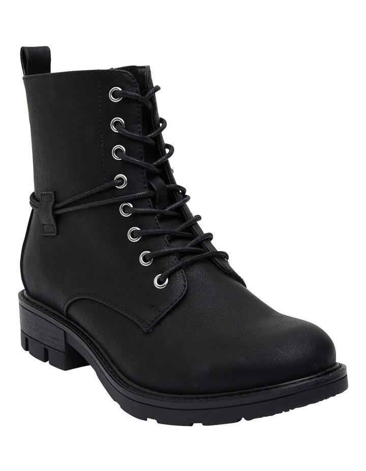 Nara Black Softee Boots image 2