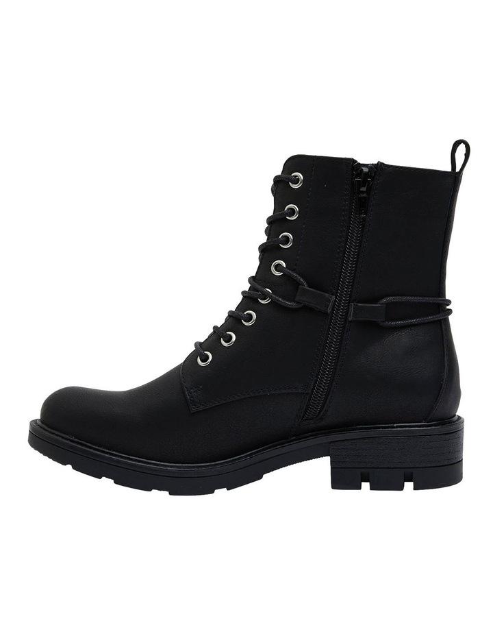 Nara Black Softee Boots image 3
