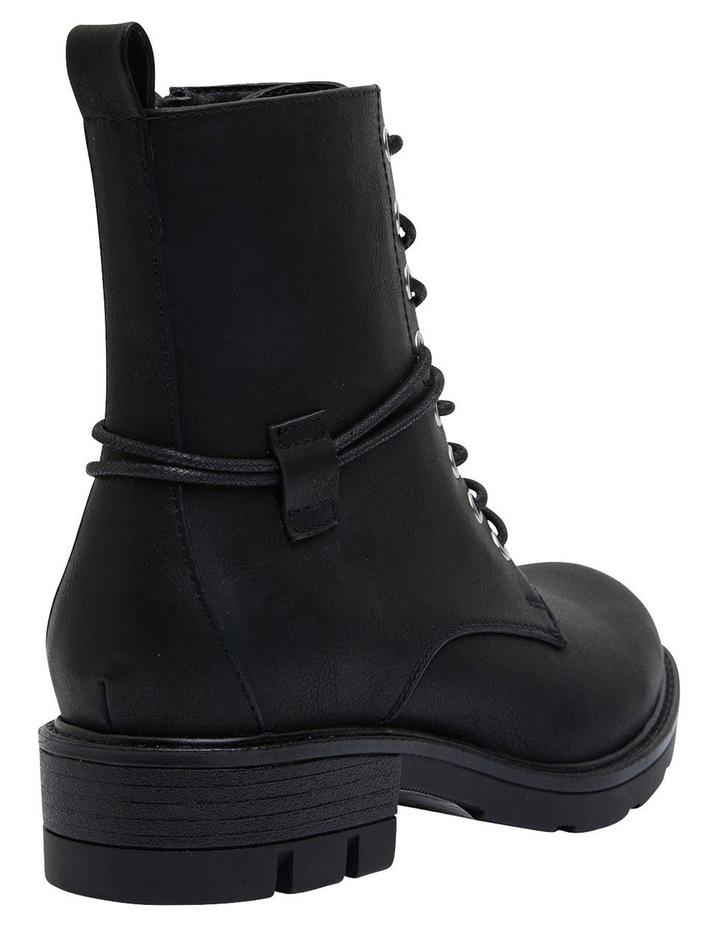 Nara Black Softee Boots image 4