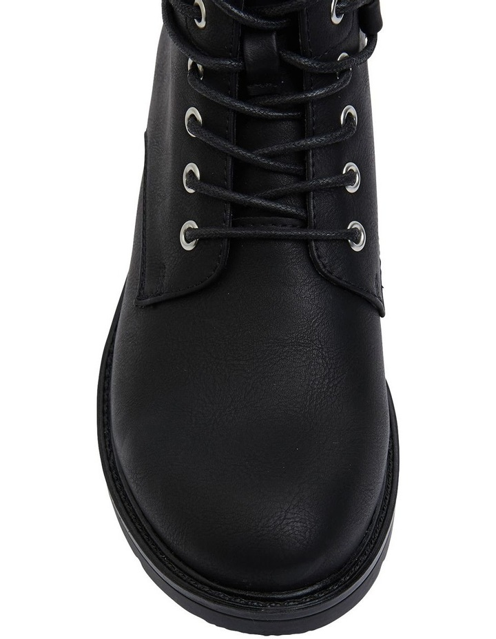 Nara Black Softee Boots image 7