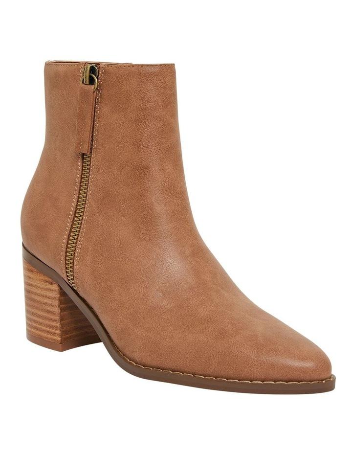 Savanna Tan Smooth Boots image 2