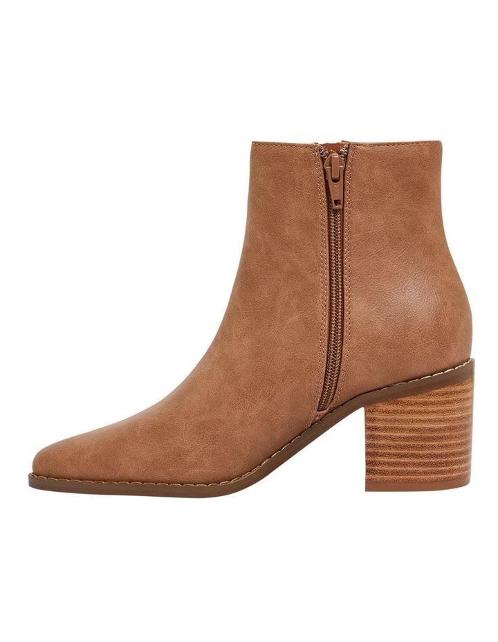 Savanna Tan Smooth Boots image 3