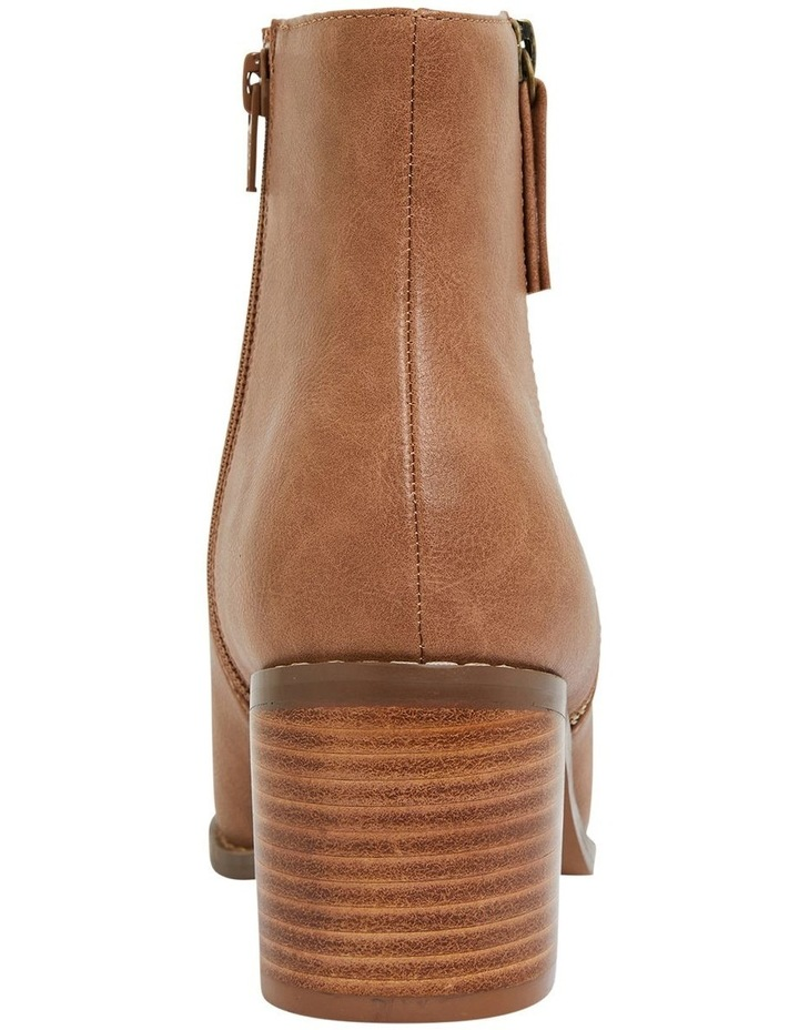 Savanna Tan Smooth Boots image 5