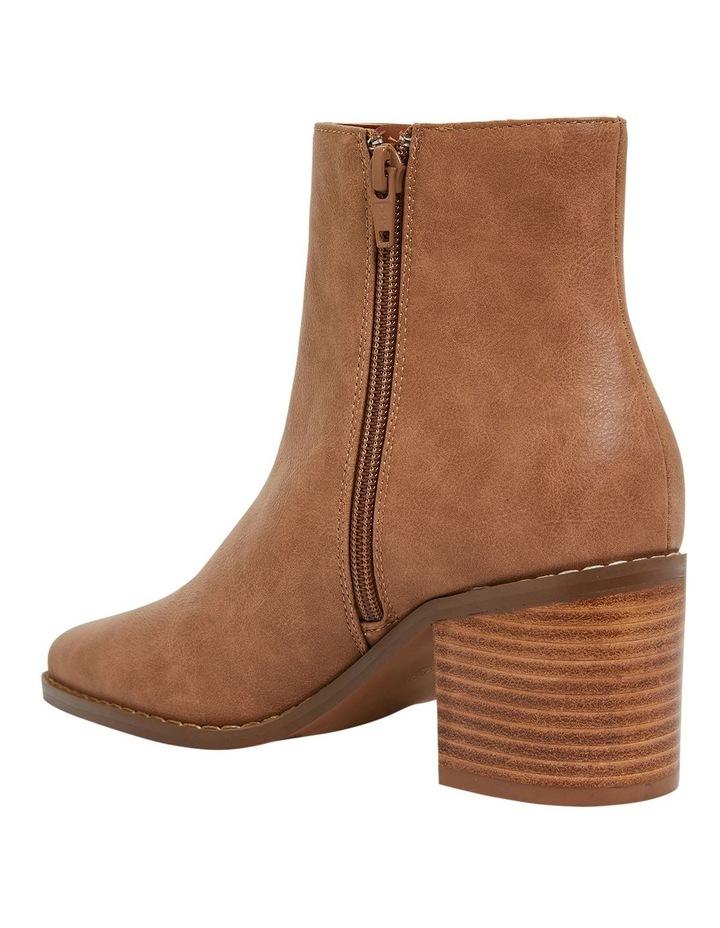 Savanna Tan Smooth Boots image 6