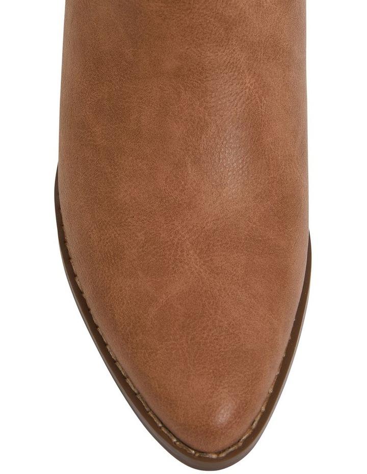 Savanna Tan Smooth Boots image 7