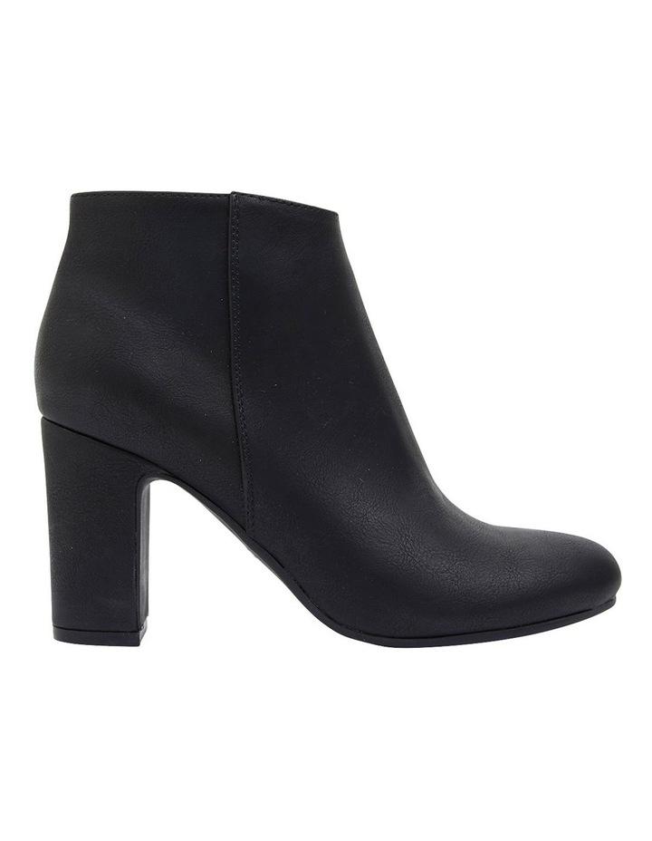 Zinger Black Smooth Boots image 1