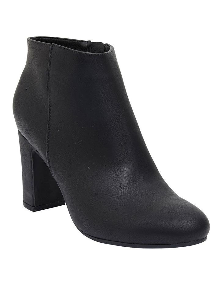 Zinger Black Smooth Boots image 2