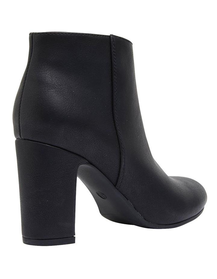 Zinger Black Smooth Boots image 4