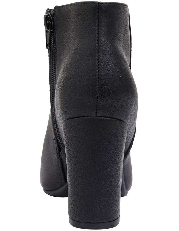 Zinger Black Smooth Boots image 5