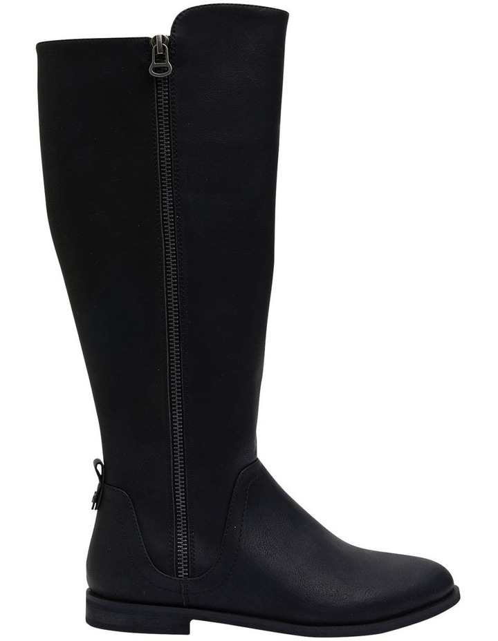 Energy Black Smooth Boots image 1