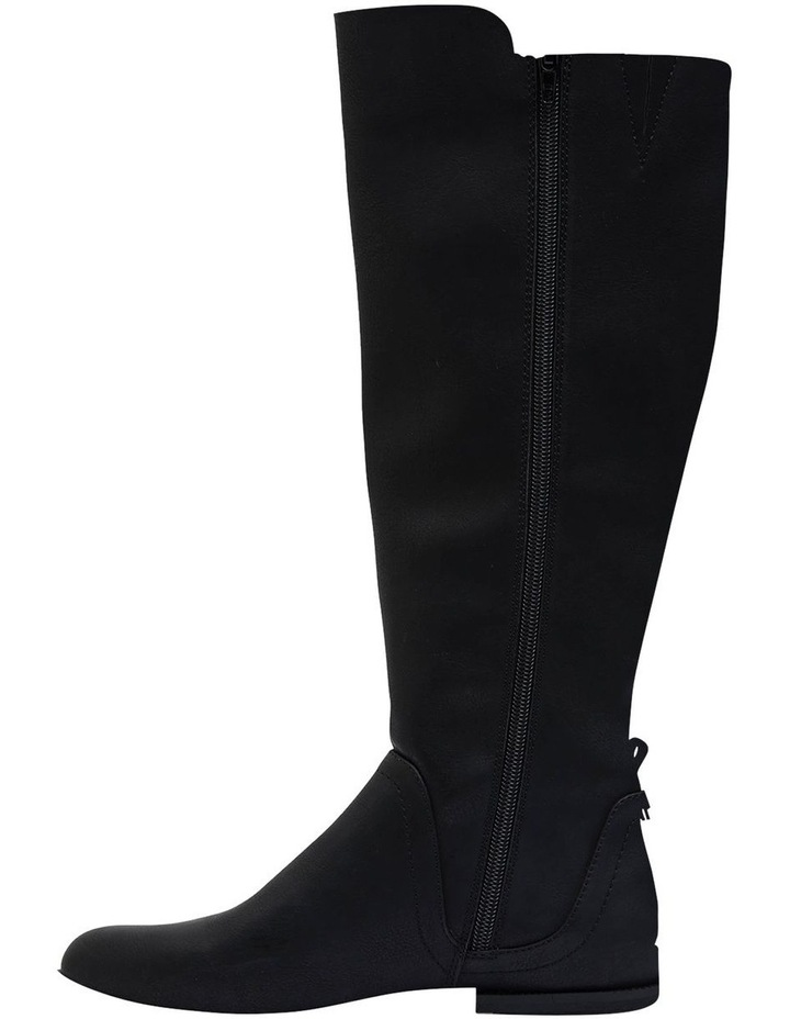 Energy Black Smooth Boots image 3