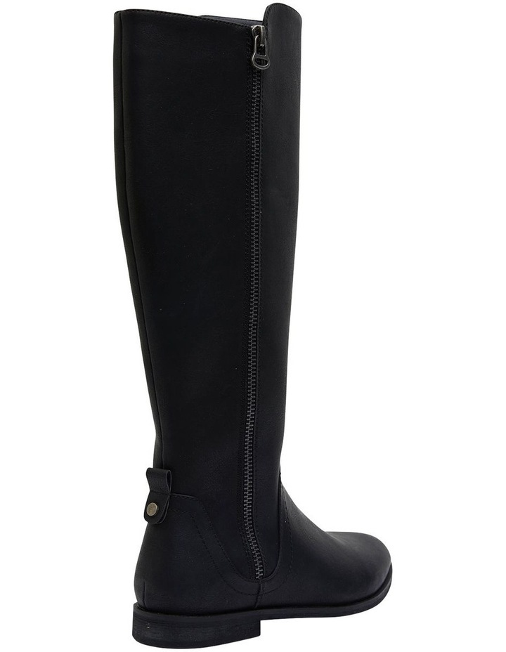Energy Black Smooth Boots image 4