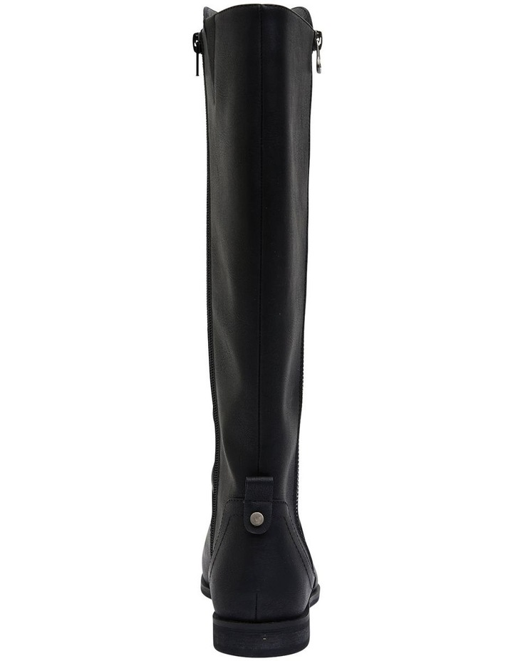 Energy Black Smooth Boots image 5