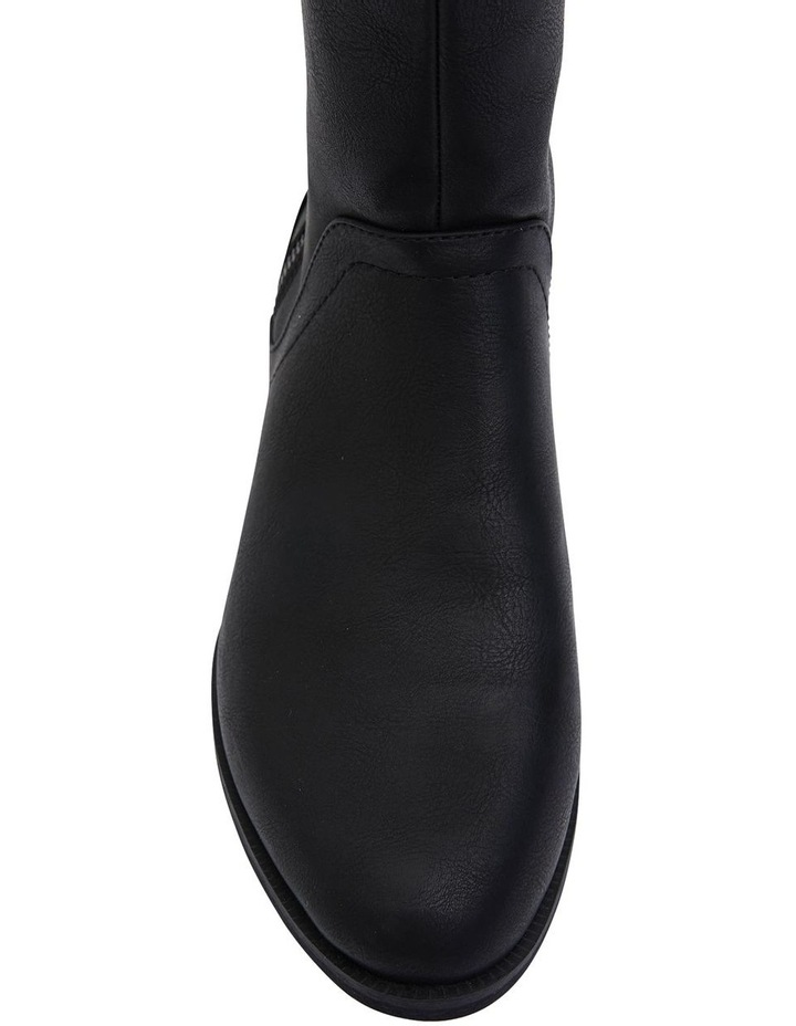 Energy Black Smooth Boots image 7