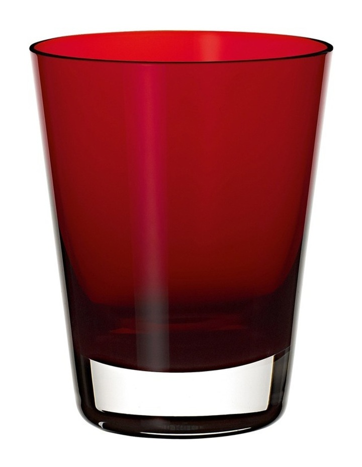 Colour Concept Tumbler Red image 1