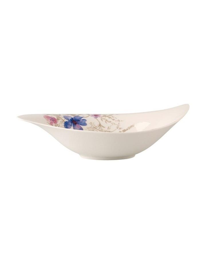 Mariefleur Gris Serve & Salad Bowl 45x31cm image 1