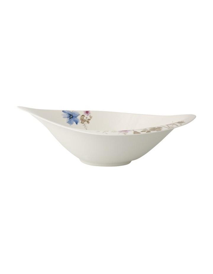 Mariefleur Gris Serve & Salad Bowl 36x24cm image 1