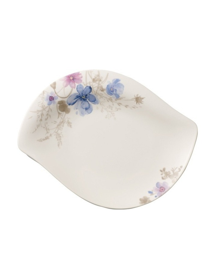 Mariefleur Gris Serve & Salad Bowl Flat 34cm image 1
