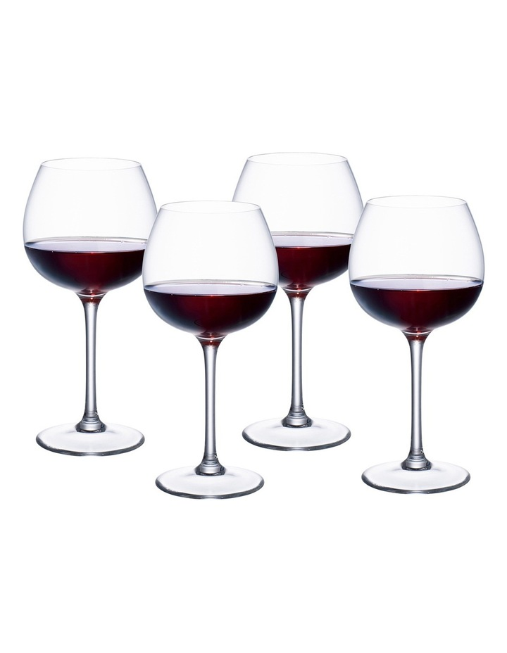 Purismo Red Wine Goblet Full-Bodied Set of 4 image 1