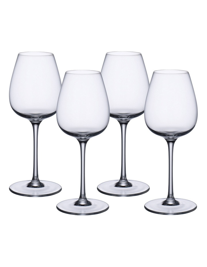 Purismo Red Wine Goblet Set of 4 image 1