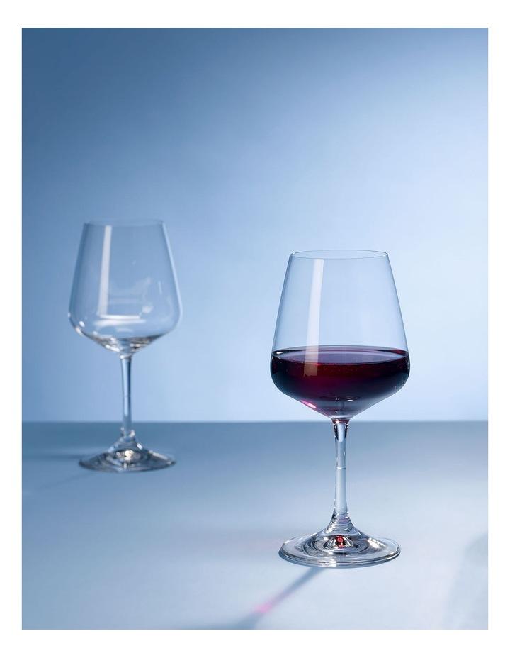 Ovid Red Wine Goblet Set of 4 image 2