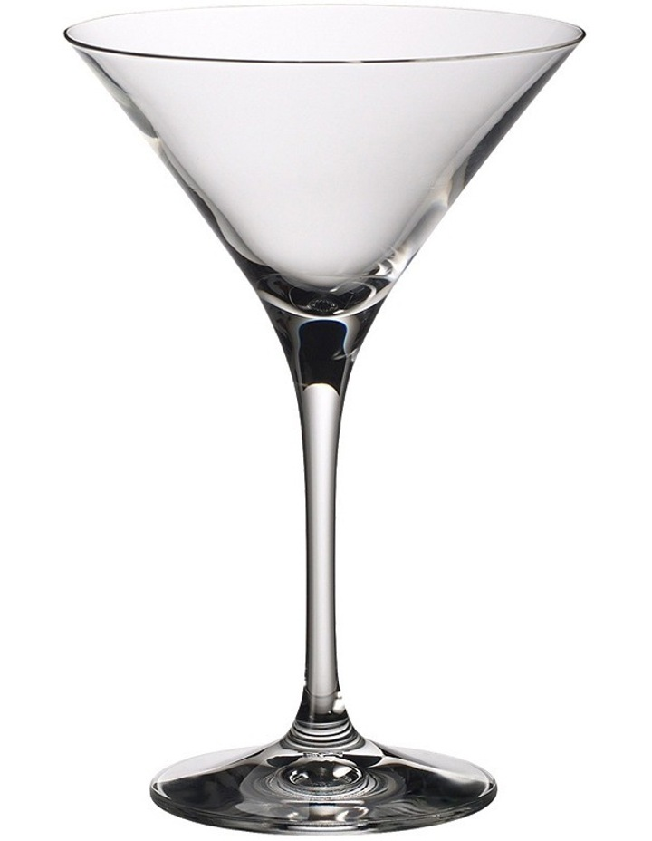 Purismo Bar Martini Cocktail Glass Set of 2 image 1