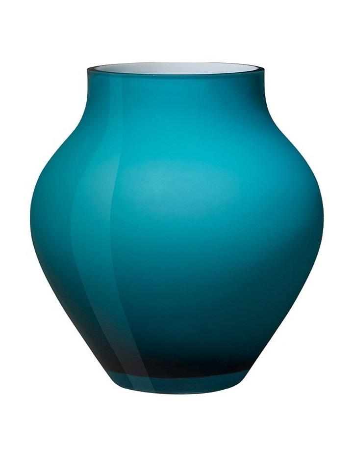 Oronda Vase Caribbean Sea Small image 1