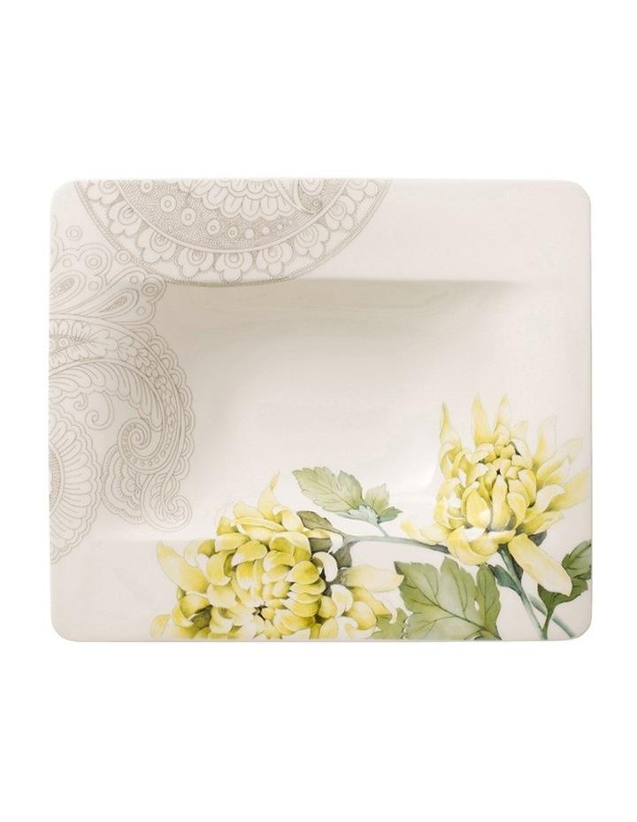 Quinsai Garden Deep Plate 24cm image 1