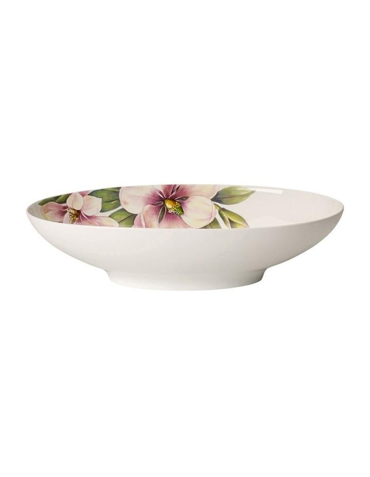 Quinsai Garden Oval Bowl 30x18cm image 1