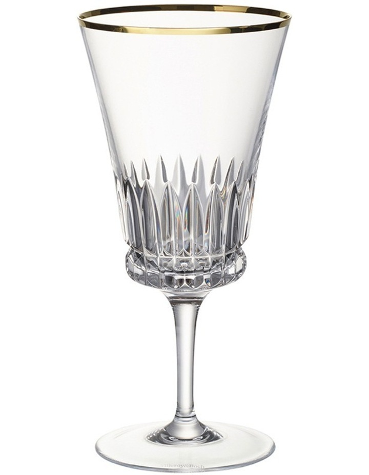 Grand Royal Gold Water Goblet image 1