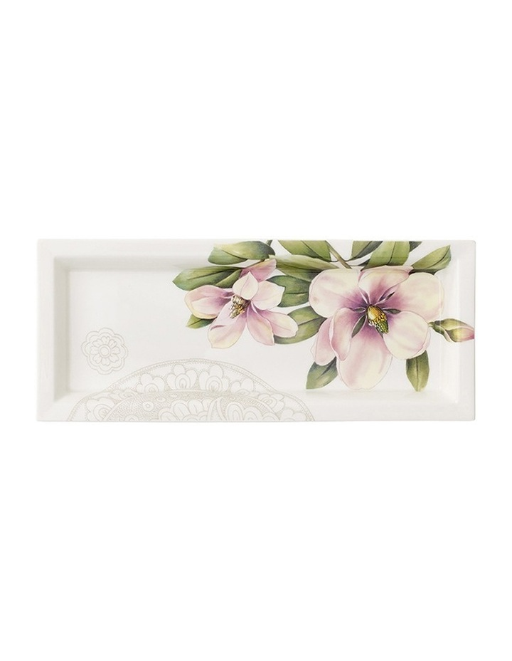 Quinsai Garden Gifts Rectangular Bowl 25x10cm image 1