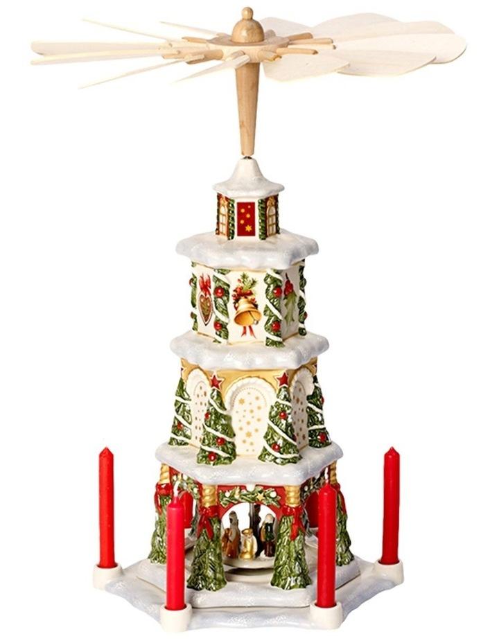 Christmas Toys Memory Christmas Pyramid image 1