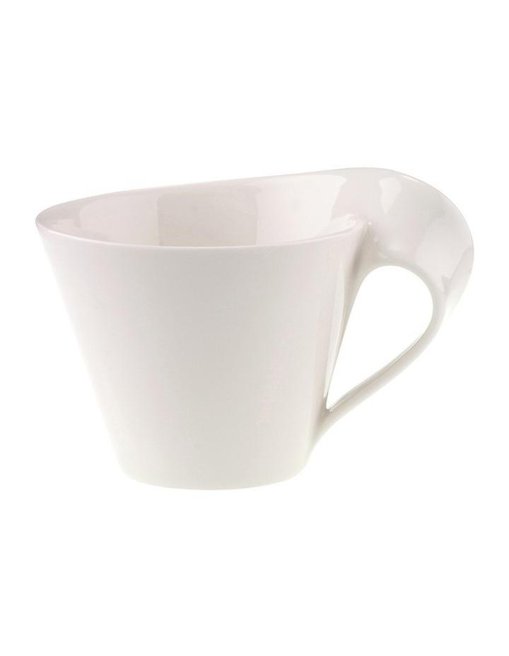NewWave Caffe White coffee cup image 1