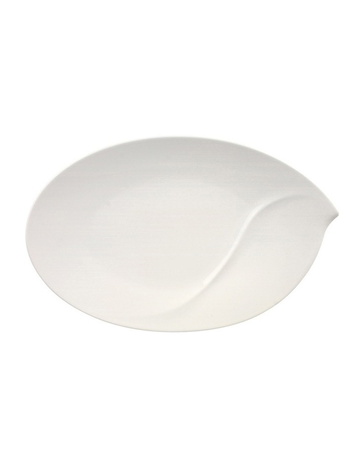 Flow Oval platter 47cm image 1