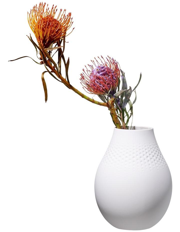 Collier Blanc High Vase Perle image 2
