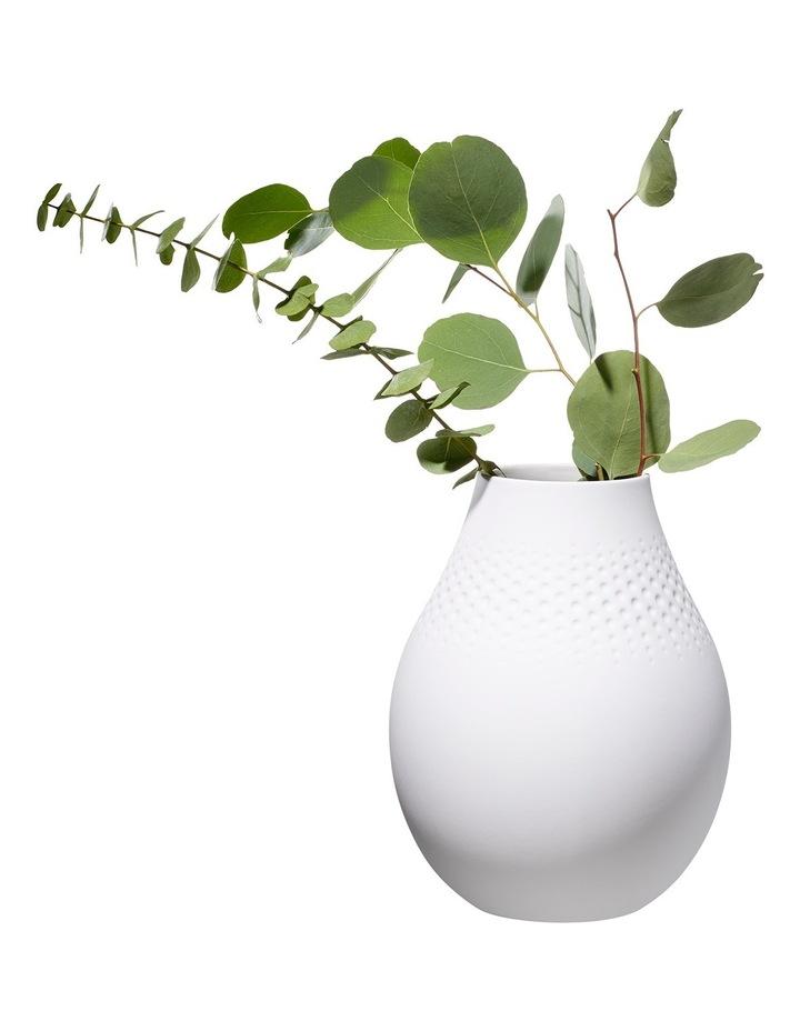 Collier Blanc High Vase Perle image 4