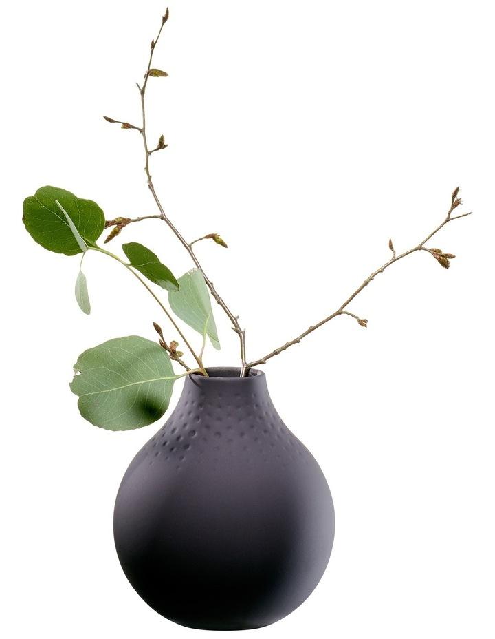 Collier Noir Small Vase Perle image 2