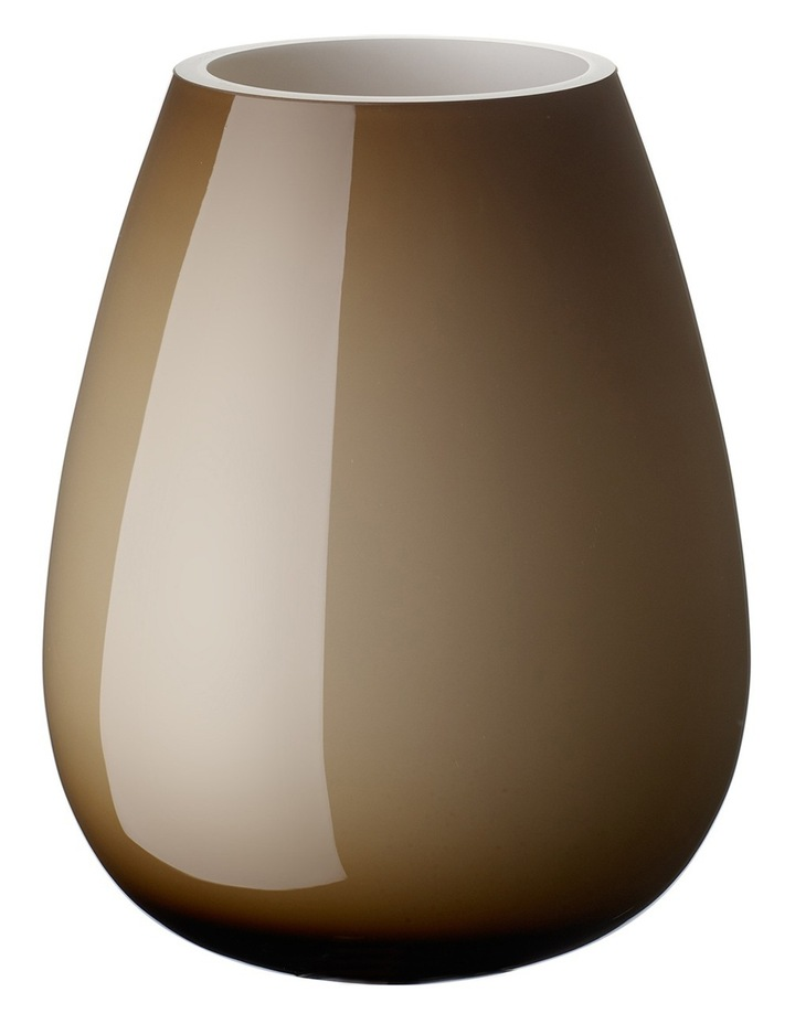 Drop Large Vase Natural Cotton image 1